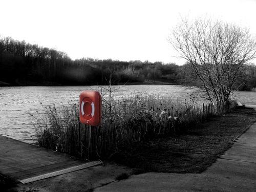 Lake by Nade