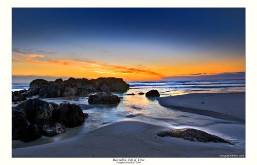 Golden evening by douglasR