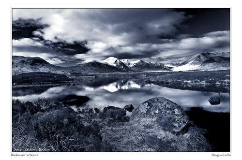 Blackmount in winter by douglasR