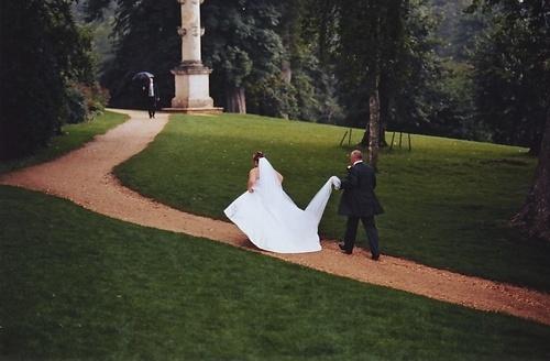 Wedding Rain by matt5791