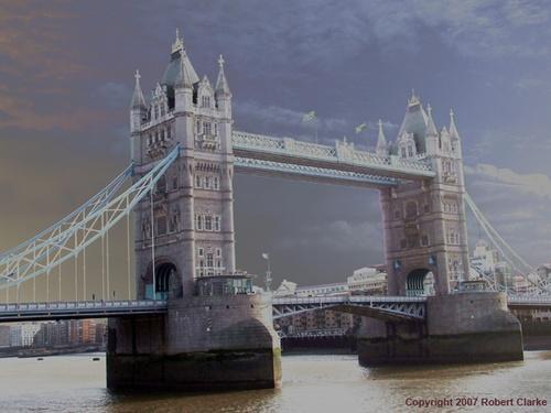 Tower Bridge by robertclarke
