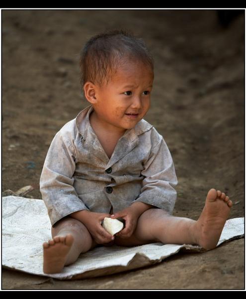 Child and Rice Pad by TonyA