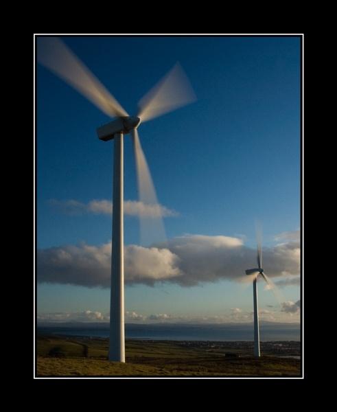 Windfarm by andystark