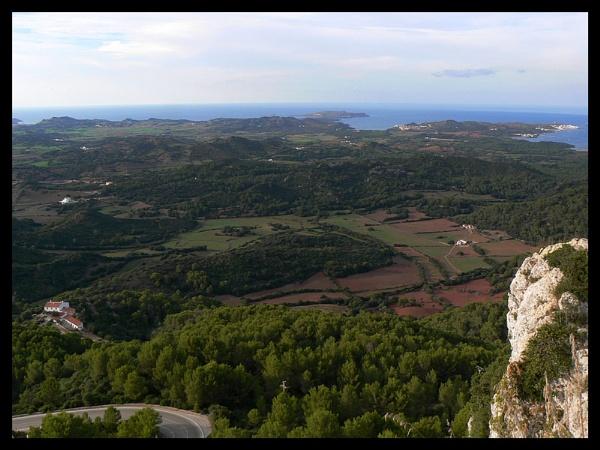 North coast of Menorca by Jamawa