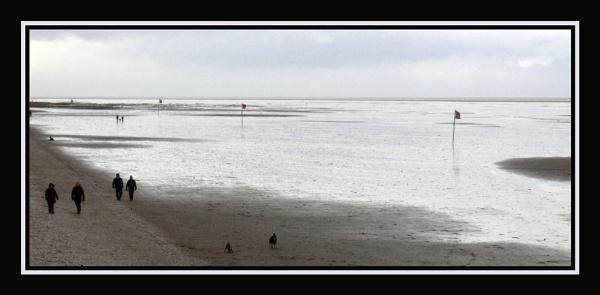 The Beach by telfordtrio