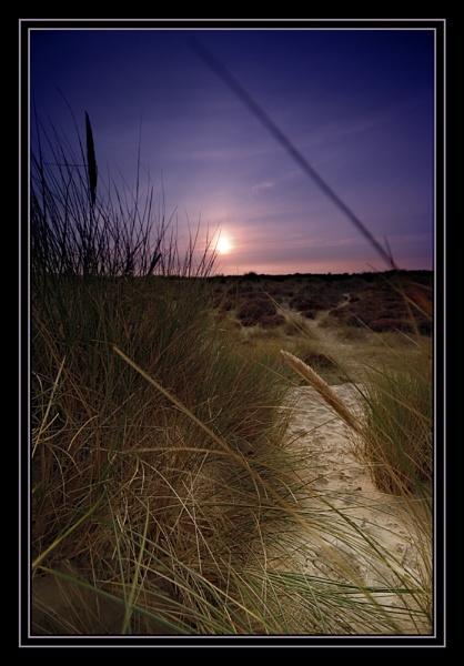 Sundown Dunes by redstag