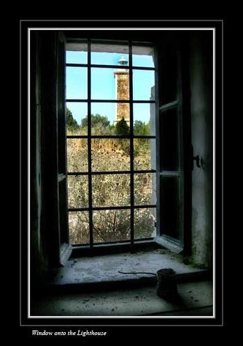 Window onto the Lighthouse by Apollo