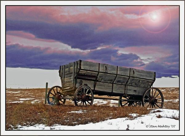 Wagon West by alpha788