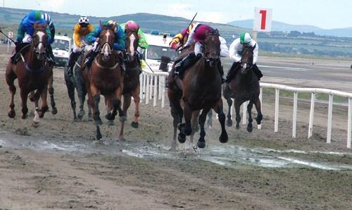 Racing, Laytown, Ireland by murtaghth