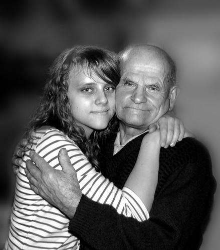 My Grandpa, my love by Juliet
