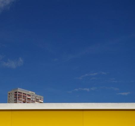 Benidorm Landscape by electricsoup