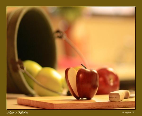 Mom\'s Kitchen by wayfarer