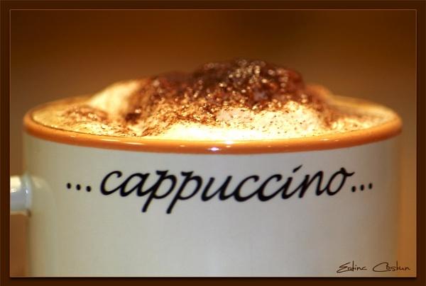 Cappucino Anyone? by erdinc