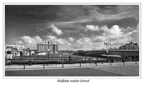 Belfast Water front by LawrenceP