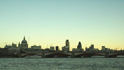 London Landscape by SexyDan