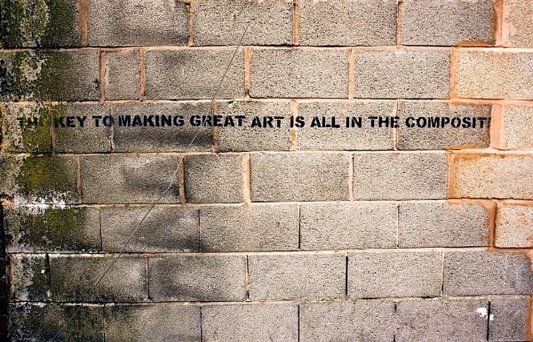 Banksy Strikes Again. by deviant