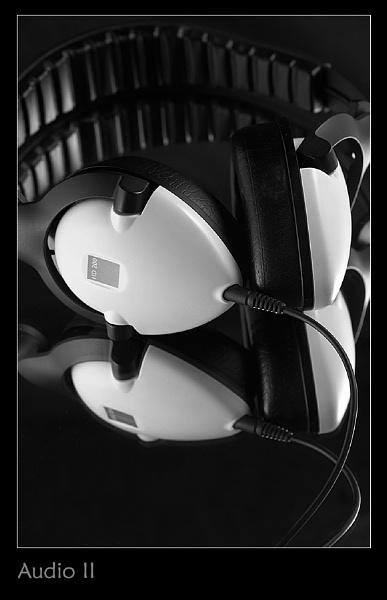 Audio II by Snapper_T
