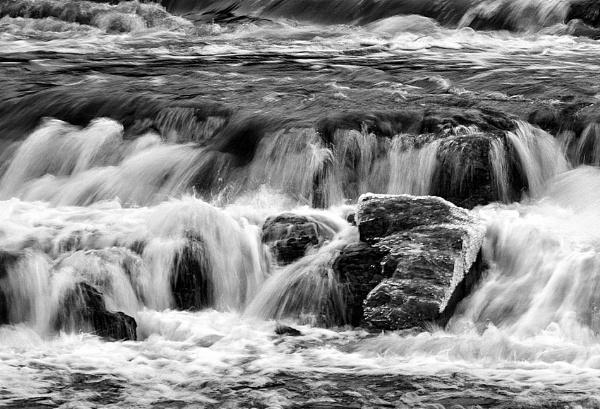 winter falls by sputnki