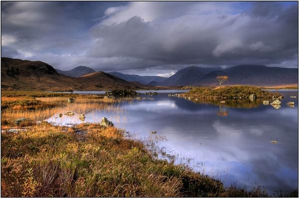 Rannoch Moor by peterpaterson