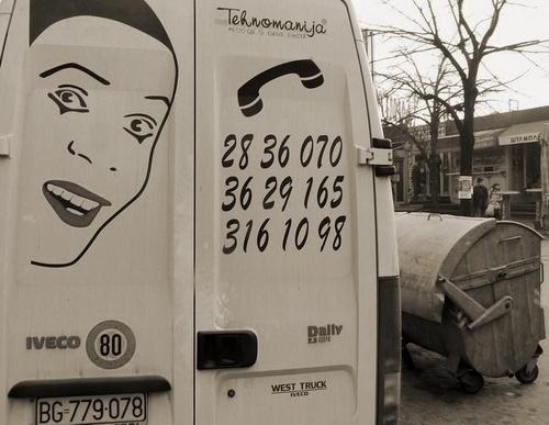 Live in Belgrade by tupko