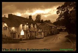 Re-entry Leintwardine Red Lion