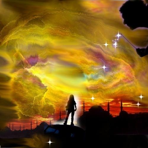 Alternative Sunset by Paree