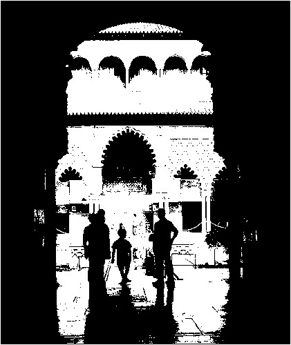 Alcazar silhouettes by Sus