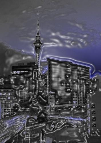 Auckland by Sabreur