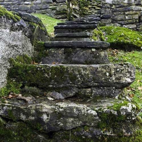 Stone Steps. by SimPick
