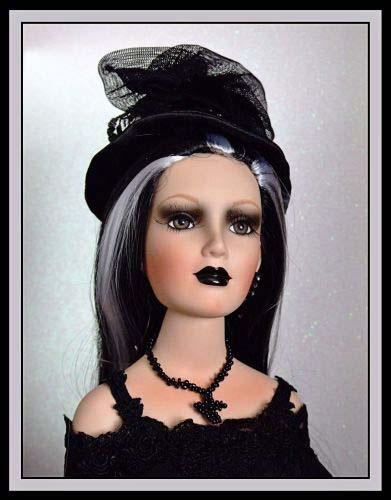 gothic doll by cramj