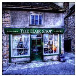 The Hair Shop!