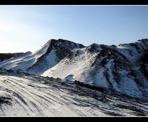 winter by coaltester
