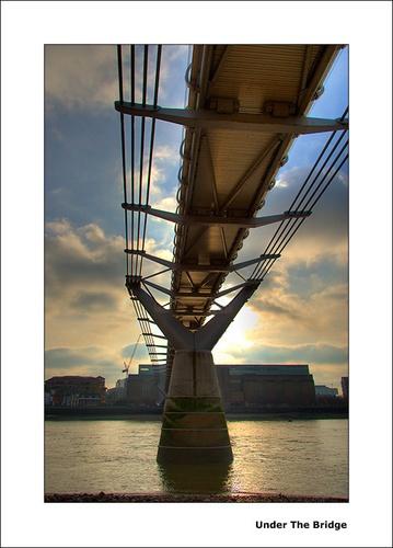 Under The Bridge by lobsterboy