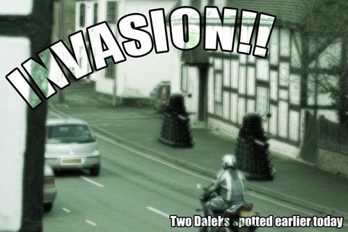 Invasion by tim_everington