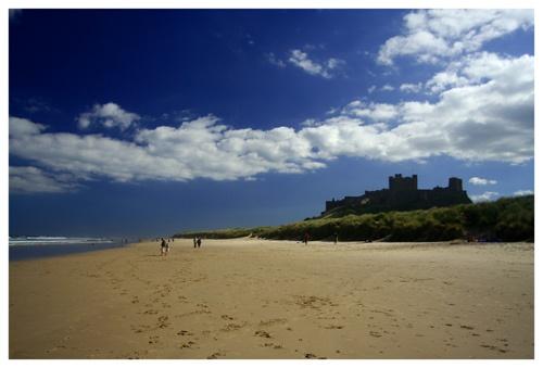Bamburgh Castle by alex102
