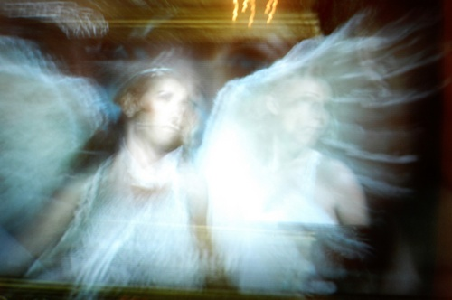 TV Angel by LauraVest