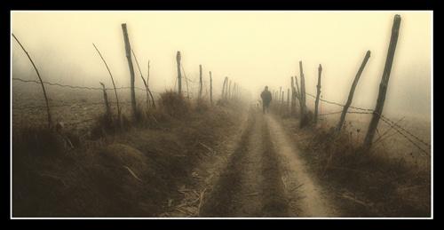 The Road to Nowhere by ovidiusoleriu