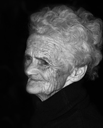 At 90 what she could tell you