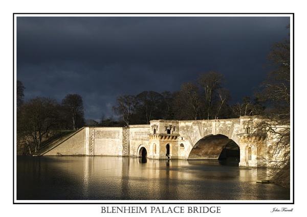 Bridge at Blenheim by Kwosimodo