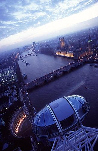 London Eye by duratorque