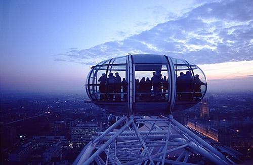 London Eye II by duratorque