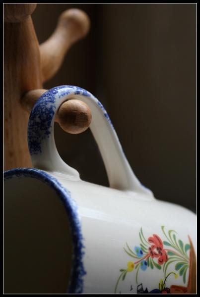 Mug Detail by Morpyre