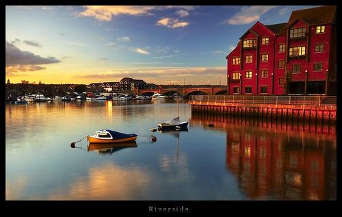 Riverside by chrisfroud