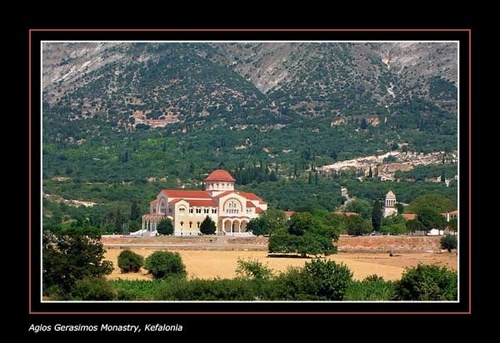 Agios Gerasimos by Apollo