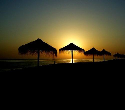 Sunset... by mdsantos