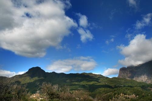 La Palma Sky by marietafs