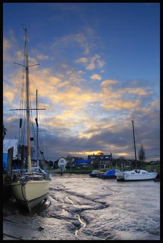 Boating Lake Set by cadman359