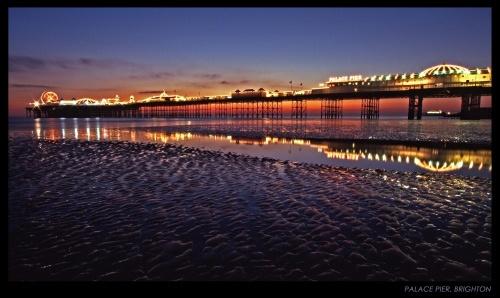 Brighton/Palace Pier by BRIGHTon_SPARK