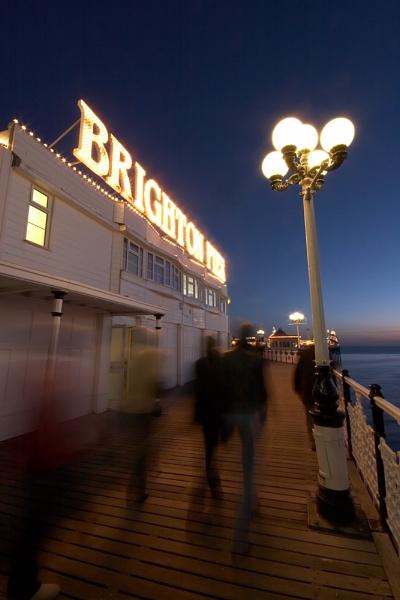 Brighton Pier by BRIGHTon_SPARK