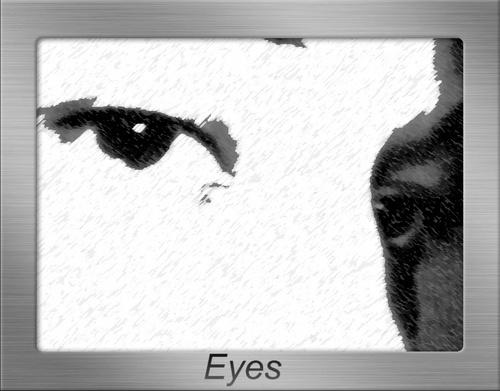 Eyes by Teat